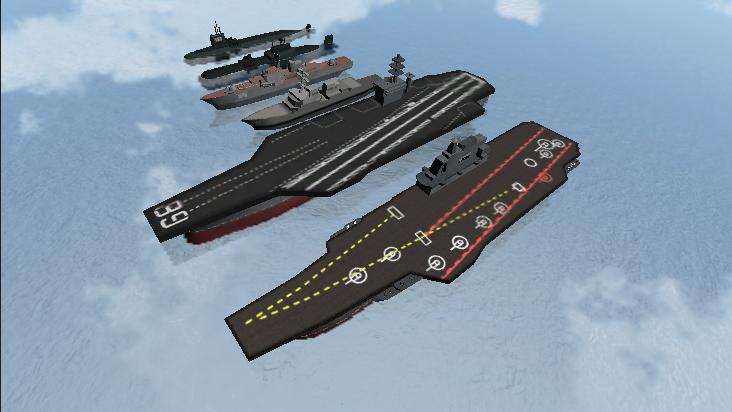 Modern Warships Daylight